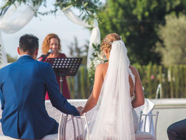 La boda de Jonatan y Coral en Alhaurin De La Torre, Málaga 14