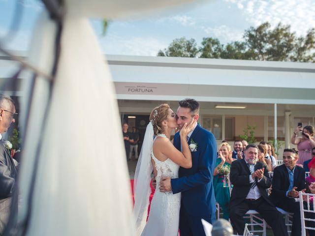 La boda de Jonatan y Coral en Alhaurin De La Torre, Málaga 16