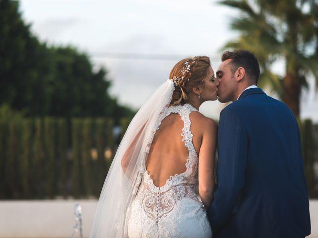 La boda de Jonatan y Coral en Alhaurin De La Torre, Málaga 20