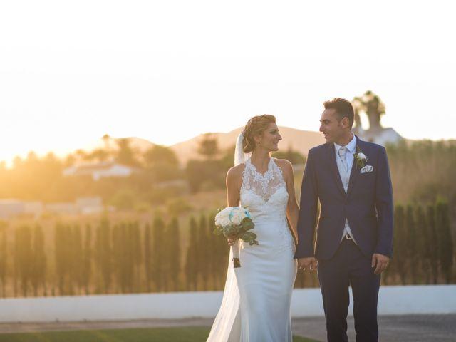 La boda de Jonatan y Coral en Alhaurin De La Torre, Málaga 28