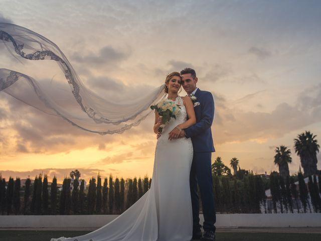 La boda de Jonatan y Coral en Alhaurin De La Torre, Málaga 31