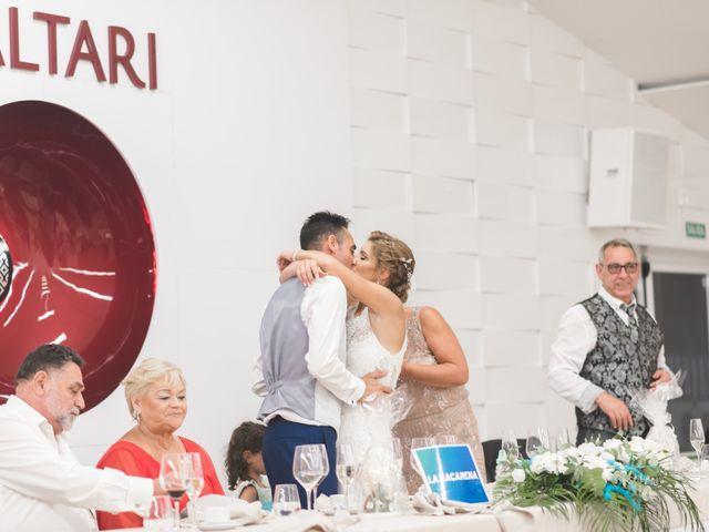 La boda de Jonatan y Coral en Alhaurin De La Torre, Málaga 36