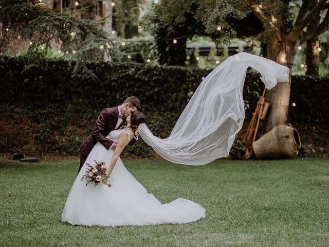 La boda de Genis y Carla en Bigues, Barcelona 12