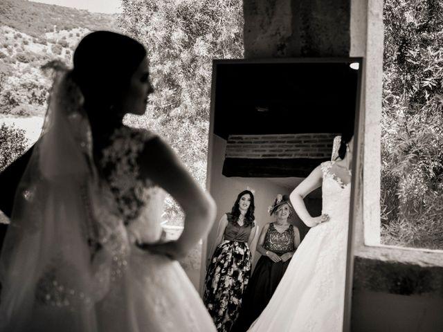 La boda de Dani y Miriam en Sotos De Sepulveda, Segovia 24