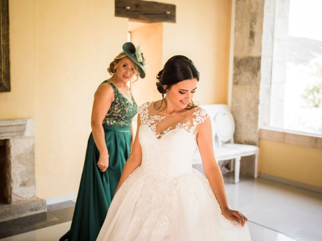 La boda de Dani y Miriam en Sotos De Sepulveda, Segovia 27