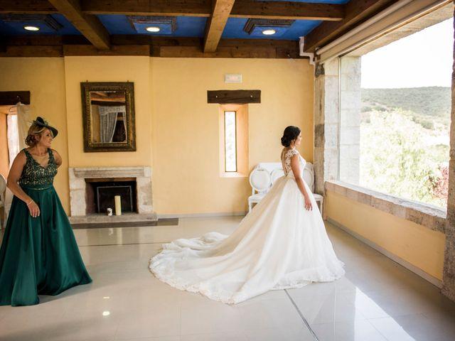 La boda de Dani y Miriam en Sotos De Sepulveda, Segovia 28