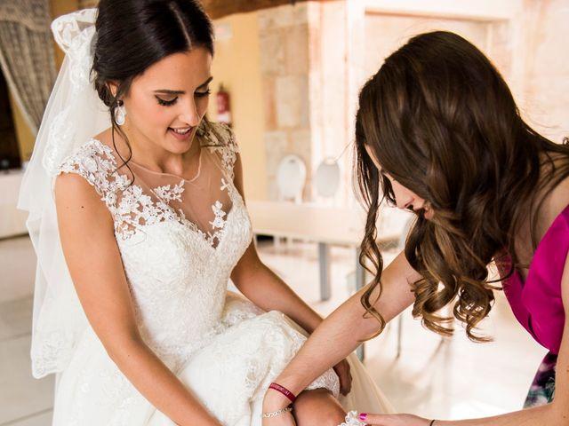 La boda de Dani y Miriam en Sotos De Sepulveda, Segovia 31