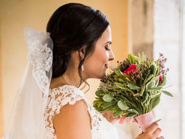 La boda de Dani y Miriam en Sotos De Sepulveda, Segovia 32