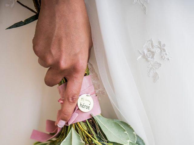 La boda de Dani y Miriam en Sotos De Sepulveda, Segovia 34