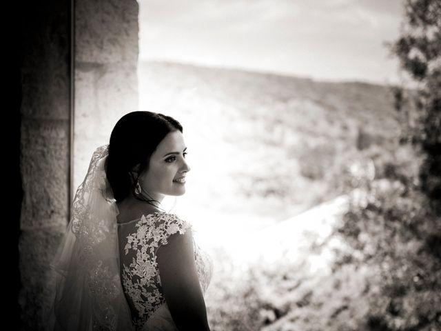 La boda de Dani y Miriam en Sotos De Sepulveda, Segovia 35