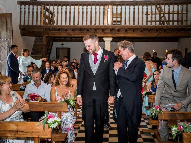 La boda de Dani y Miriam en Sotos De Sepulveda, Segovia 36