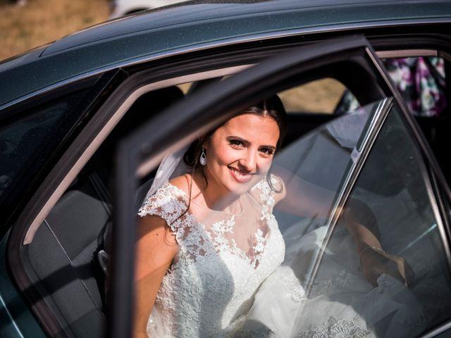 La boda de Dani y Miriam en Sotos De Sepulveda, Segovia 37