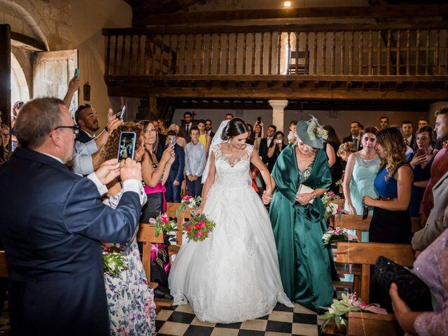 La boda de Dani y Miriam en Sotos De Sepulveda, Segovia 40