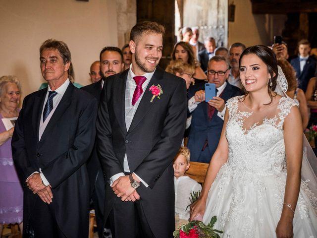 La boda de Dani y Miriam en Sotos De Sepulveda, Segovia 41