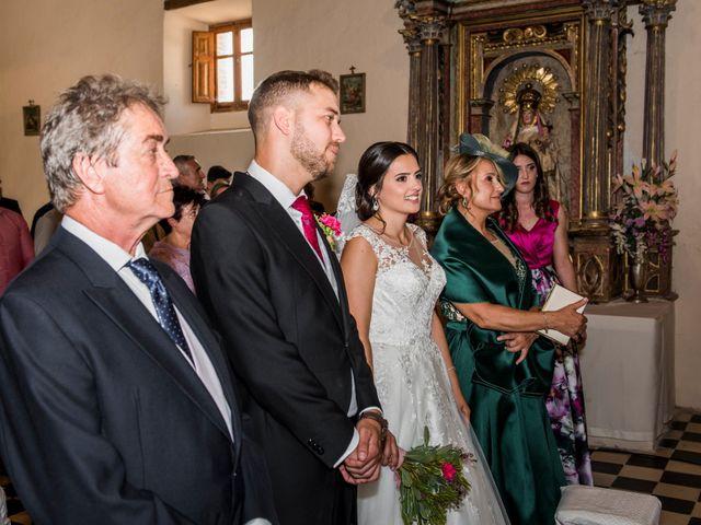 La boda de Dani y Miriam en Sotos De Sepulveda, Segovia 42