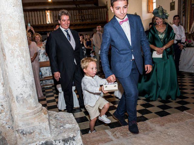 La boda de Dani y Miriam en Sotos De Sepulveda, Segovia 45