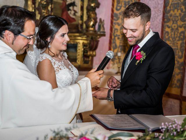 La boda de Dani y Miriam en Sotos De Sepulveda, Segovia 46