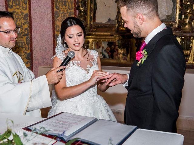 La boda de Dani y Miriam en Sotos De Sepulveda, Segovia 47