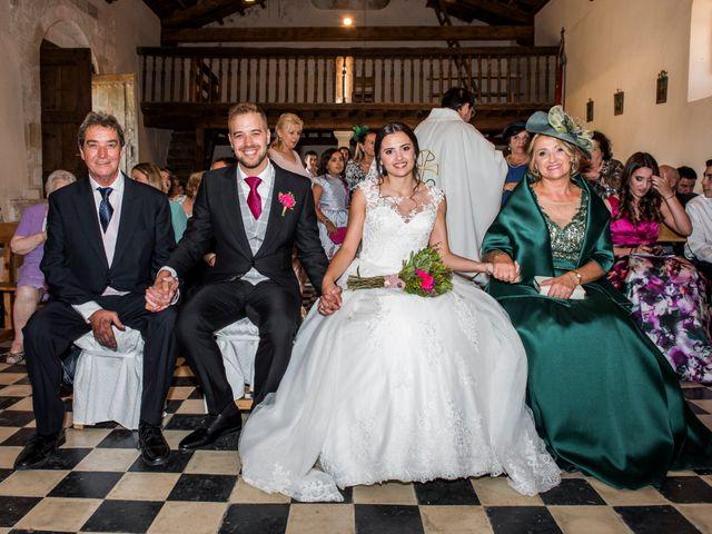 La boda de Dani y Miriam en Sotos De Sepulveda, Segovia 49