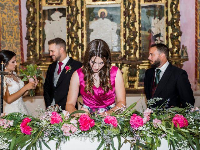 La boda de Dani y Miriam en Sotos De Sepulveda, Segovia 51