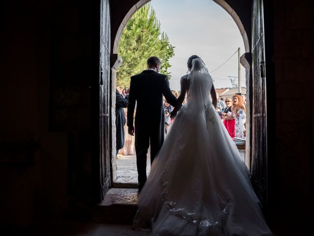 La boda de Dani y Miriam en Sotos De Sepulveda, Segovia 52