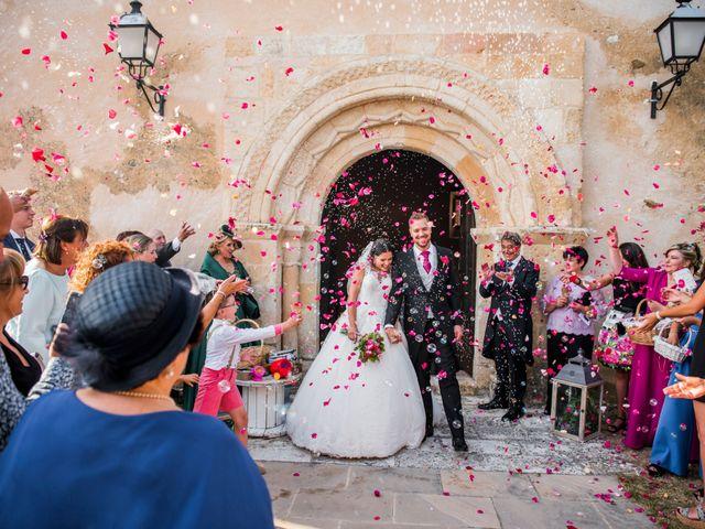 La boda de Dani y Miriam en Sotos De Sepulveda, Segovia 53