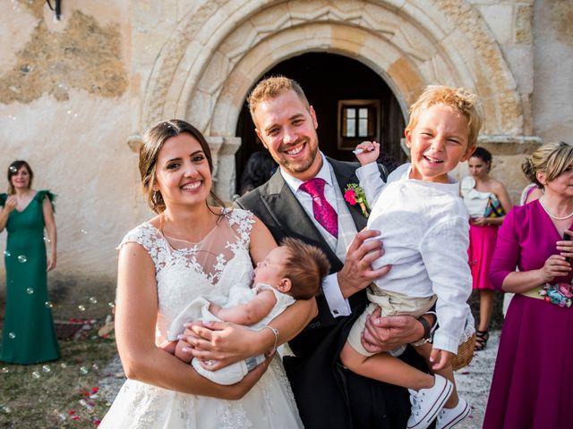 La boda de Dani y Miriam en Sotos De Sepulveda, Segovia 55