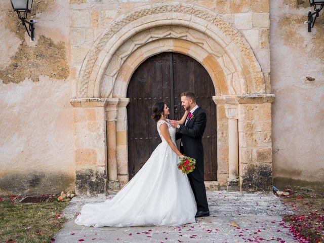 La boda de Dani y Miriam en Sotos De Sepulveda, Segovia 56