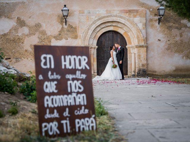 La boda de Dani y Miriam en Sotos De Sepulveda, Segovia 57