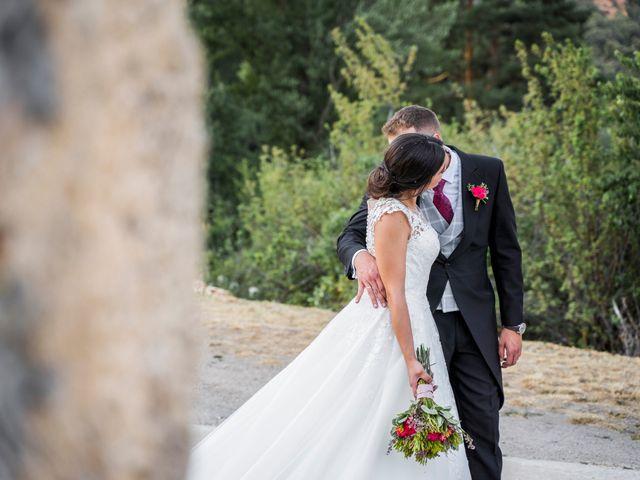 La boda de Dani y Miriam en Sotos De Sepulveda, Segovia 58