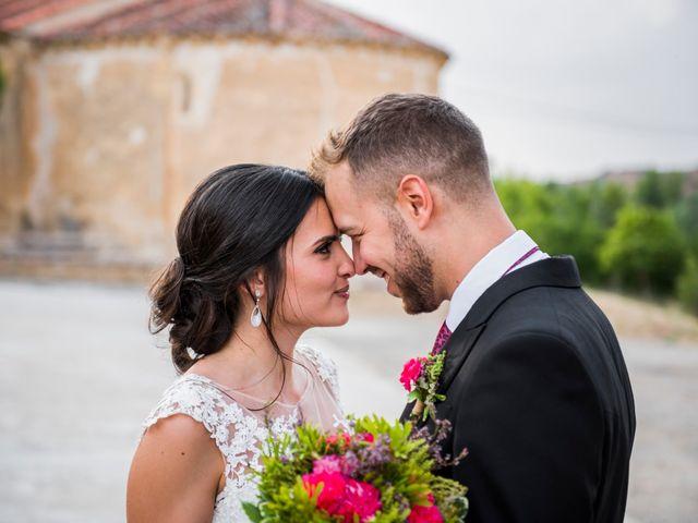 La boda de Dani y Miriam en Sotos De Sepulveda, Segovia 60