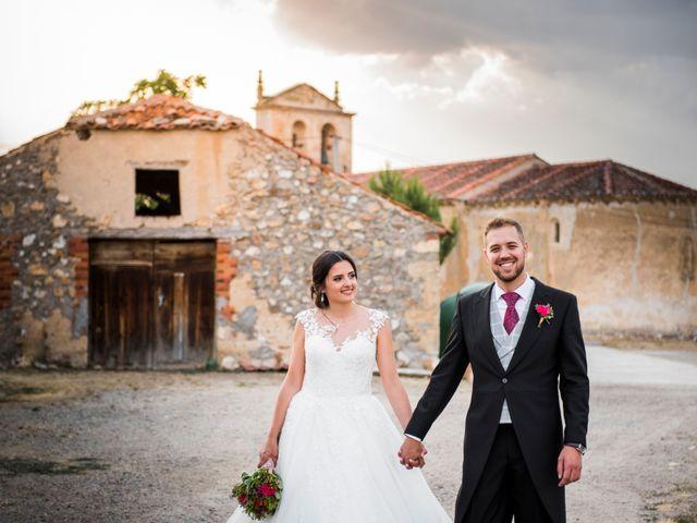 La boda de Dani y Miriam en Sotos De Sepulveda, Segovia 61
