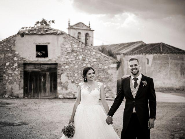 La boda de Dani y Miriam en Sotos De Sepulveda, Segovia 62