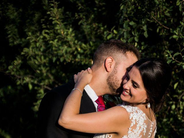 La boda de Dani y Miriam en Sotos De Sepulveda, Segovia 64