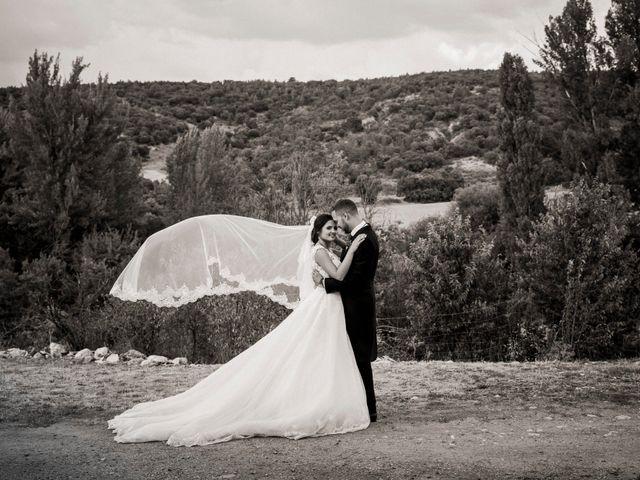La boda de Dani y Miriam en Sotos De Sepulveda, Segovia 65