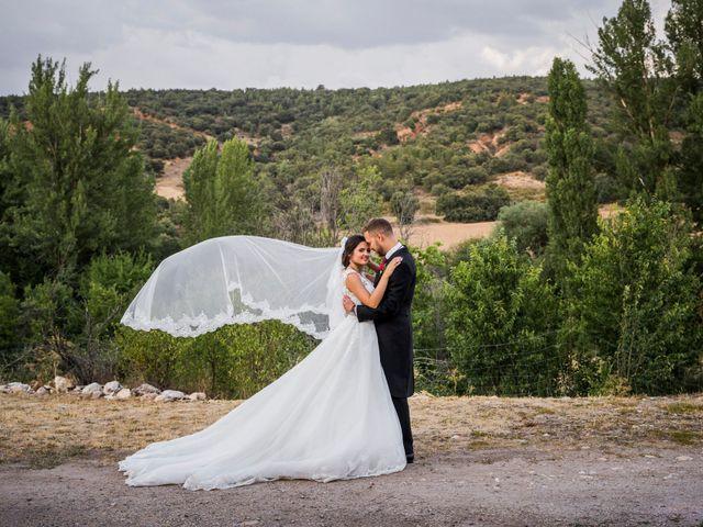 La boda de Dani y Miriam en Sotos De Sepulveda, Segovia 67