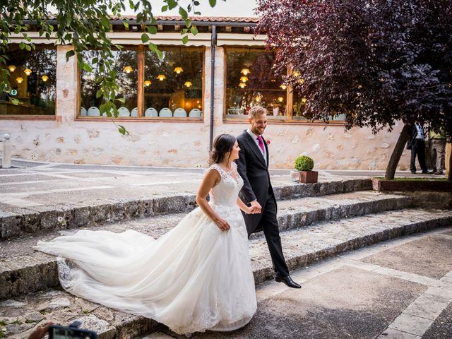 La boda de Dani y Miriam en Sotos De Sepulveda, Segovia 70