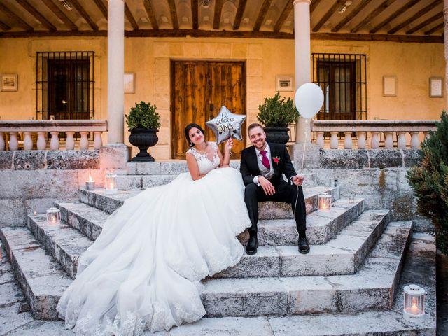La boda de Dani y Miriam en Sotos De Sepulveda, Segovia 71