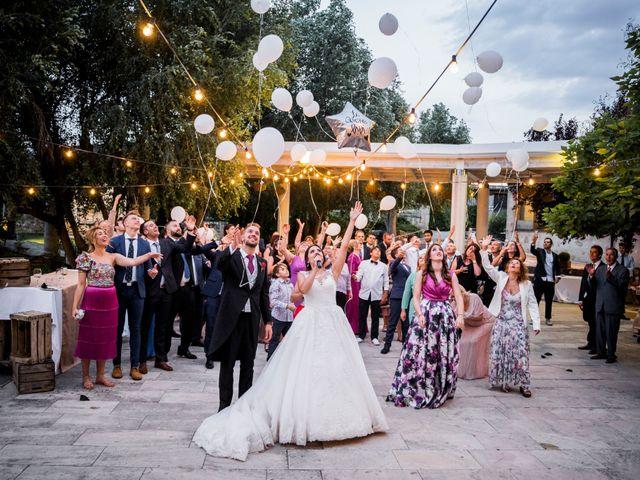 La boda de Dani y Miriam en Sotos De Sepulveda, Segovia 72