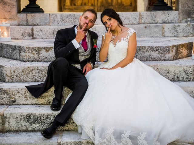 La boda de Dani y Miriam en Sotos De Sepulveda, Segovia 73