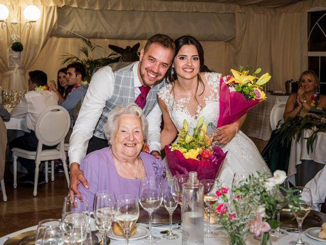 La boda de Dani y Miriam en Sotos De Sepulveda, Segovia 75