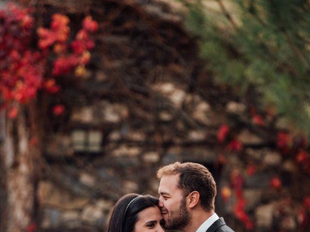 La boda de Dani y Miriam en Sotos De Sepulveda, Segovia 83