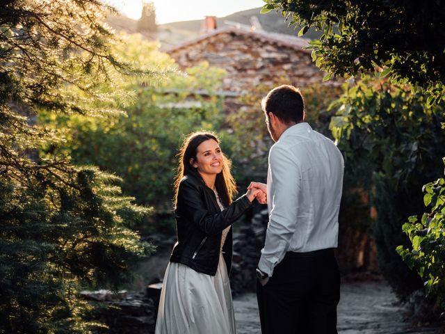 La boda de Dani y Miriam en Sotos De Sepulveda, Segovia 91