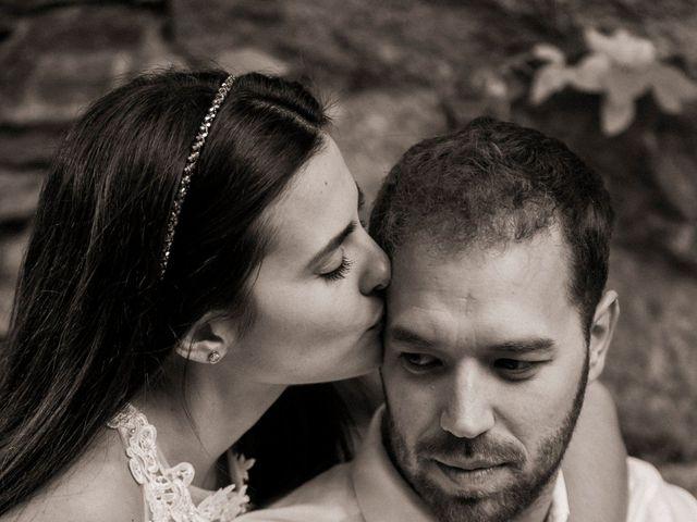 La boda de Dani y Miriam en Sotos De Sepulveda, Segovia 97