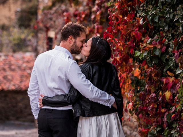 La boda de Dani y Miriam en Sotos De Sepulveda, Segovia 98