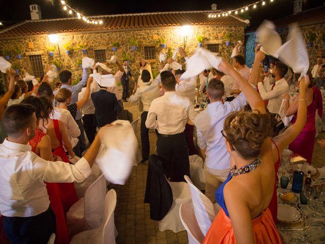La boda de Ángel y Alba en Villanueva Del Duque, Córdoba 2