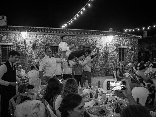 La boda de Ángel y Alba en Villanueva Del Duque, Córdoba 4