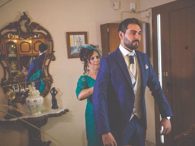 La boda de Ángel y Alba en Villanueva Del Duque, Córdoba 9