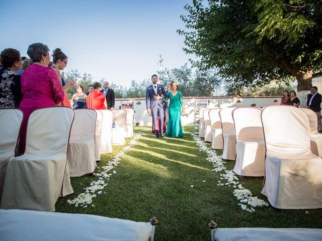 La boda de Ángel y Alba en Villanueva Del Duque, Córdoba 24