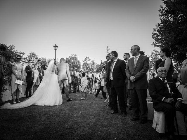 La boda de Ángel y Alba en Villanueva Del Duque, Córdoba 25